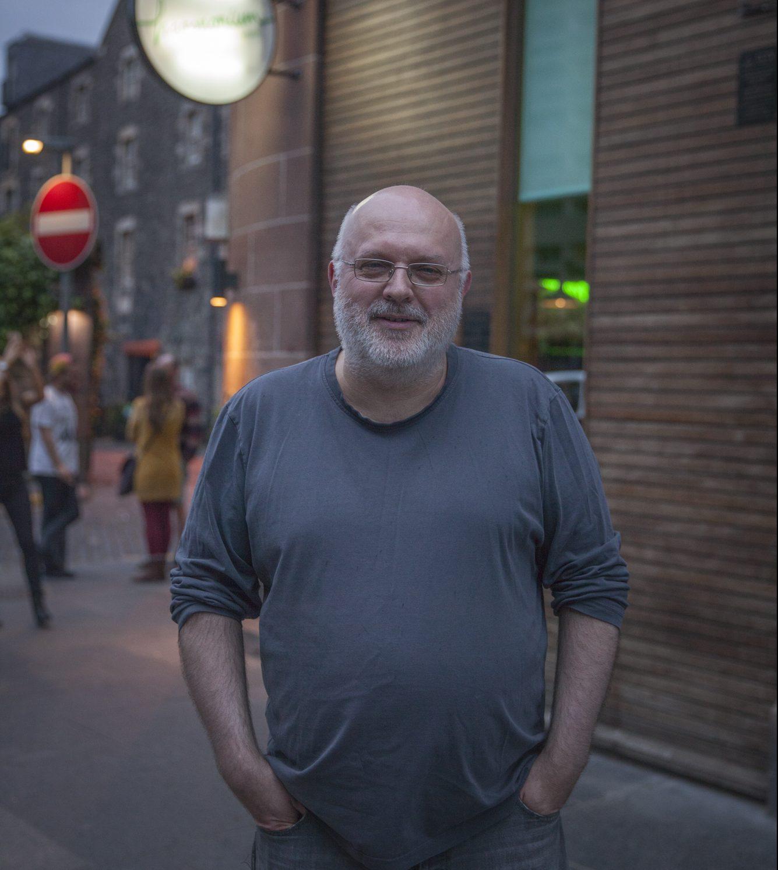 Normalising Veganism in Glasgow: Craig Tannock - ajakiri Vegan