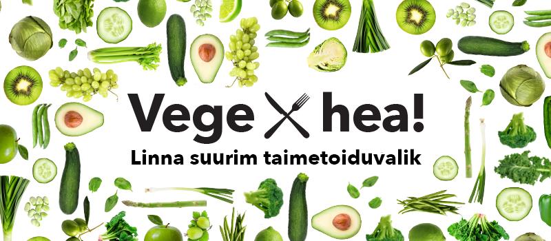 4dac0311867 Tallinnas Solaris keskuses algab taimetoidukuu! - ajakiri Vegan